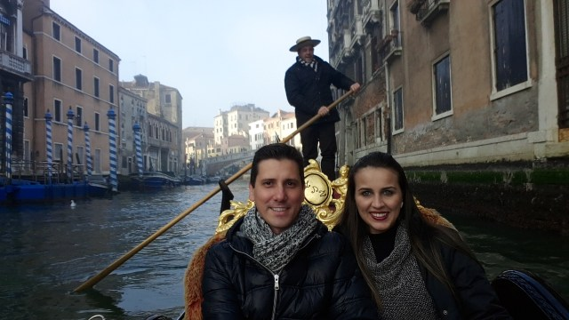 25 dias pela Europa_Veneza