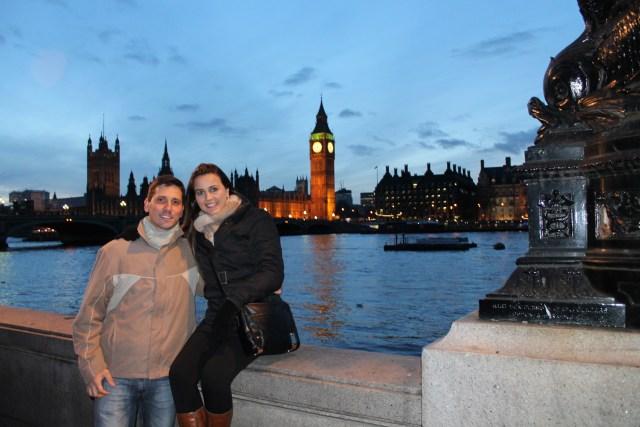 25 dias pela Europa_Londres