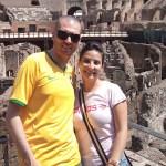A primeira viagem internacional de Amanda e Renato: Espanha, França, Itália e Holanda