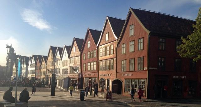 Bergen_Porto_Viajando bem e barato pela Europa