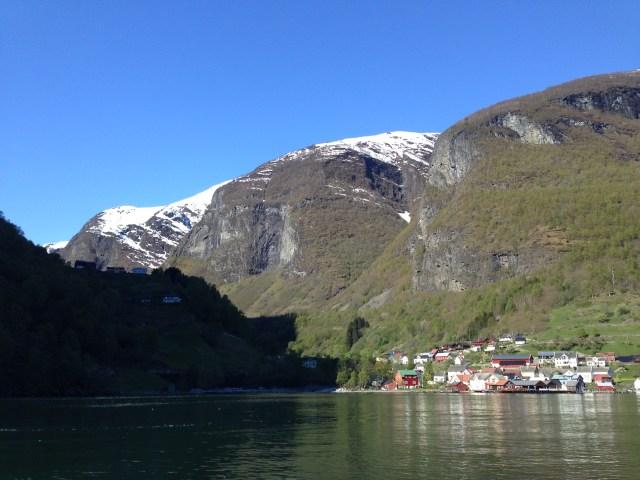 Bergen_vista fjordes_Viajando bem e barato pela Europa
