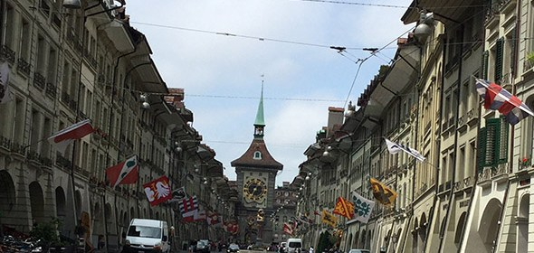 Passeios pela Suíça: conheça a Swiss Prestige Limousine