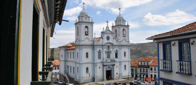 Diamantina: roteiro histórico por Minas Gerais