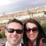 Europa em outubro: o giro do casal Fernando e Sandra pela França, Itália e Portugal
