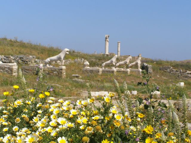 Mykonos_Delos _Viajando bem e barato pela Europa