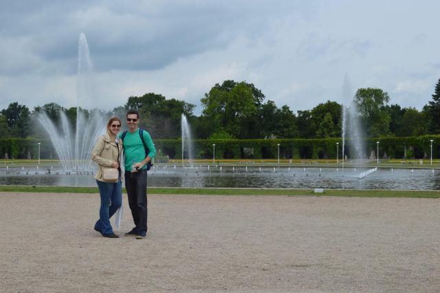 Park Szczytnicki - Parque em Wroclaw