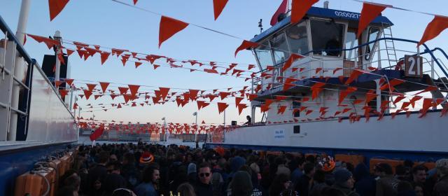 Dia do Rei na Holanda: festivais pelo mundo