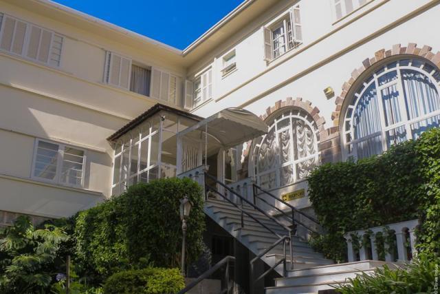 Hotel Casacurta_entrada_Viajando bem e barato