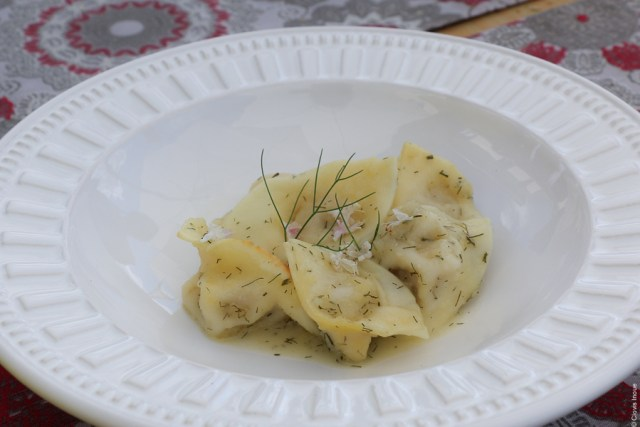 gastronomia na Serra Gaúcha_Tortellini gratinado_Viajando bem e barato