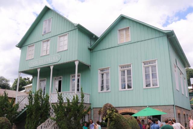 Casa da Ovelha_casa_Viajando bem e barato