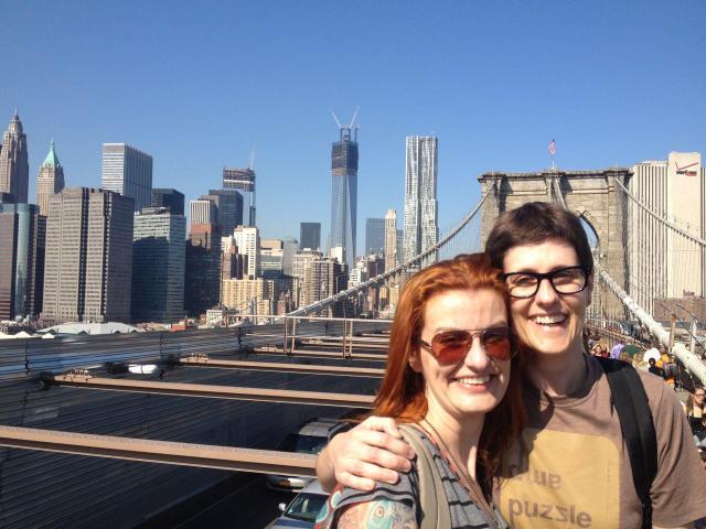 Dez dias em Nova Iorque_Brooklyn Bridge_Viajando bem e barato
