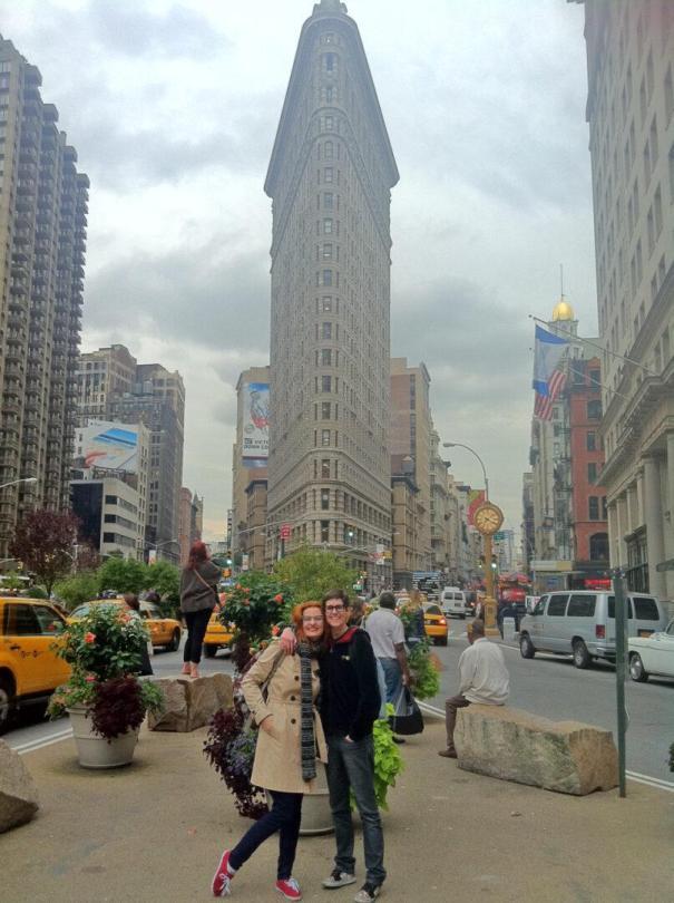 Dez dias em Nova Iorque_Flatiron_Viajando bem e barato