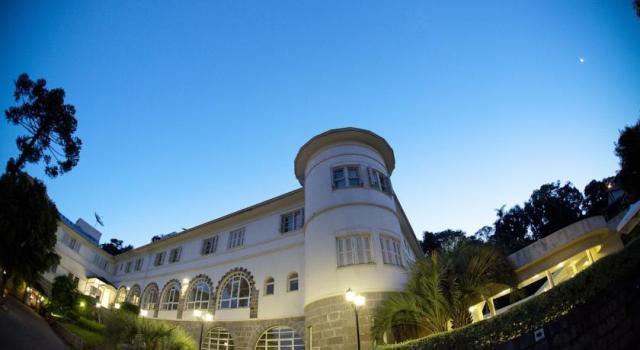 Hotel na Serra Gaúcha com desconto_fachada_Viajando bem e barato
