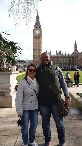 primeira viagem à Europa_Big ben_Viajando bem e barato