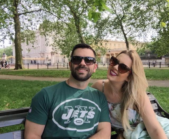 Conhecendo Roma, Londres e Paris_parque_Viajando bem e barato