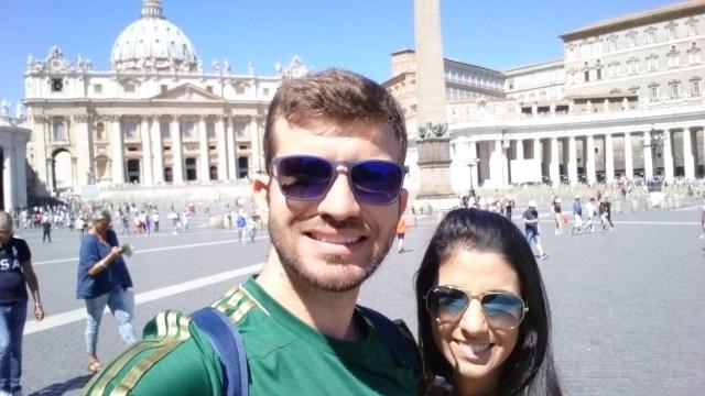 Lua de mel na Europa_Rome_Viajando bem e barato