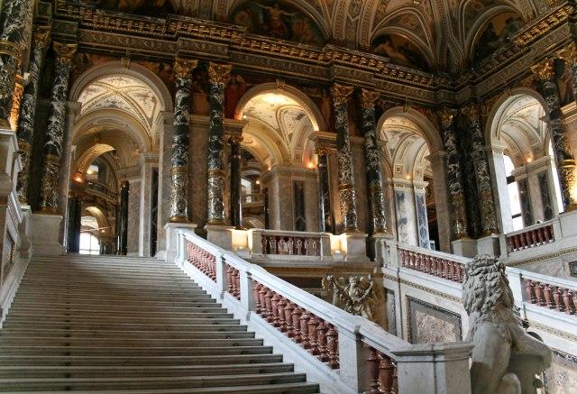 Roteiro pelo Centro Histórico de Viena_Museu de Arte de Viena_Viajando bem e barato