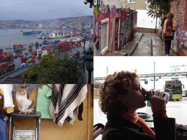 Roteiro de 4 dias de viagem para Santiago_Valpa_Viajando bem e barato