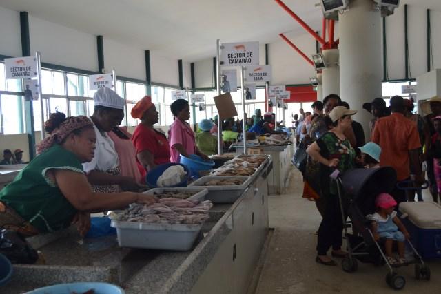 Roteiro para África do Sul e Moçambique_Mercado do Peixe_Viajando bem e barato
