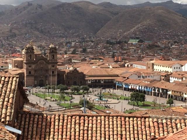 Roteiro personalizado pelo Peru