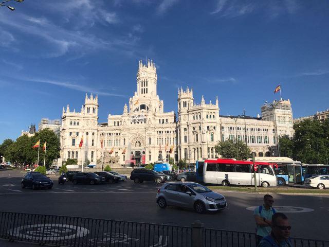Viagem para Portugal e Espanha