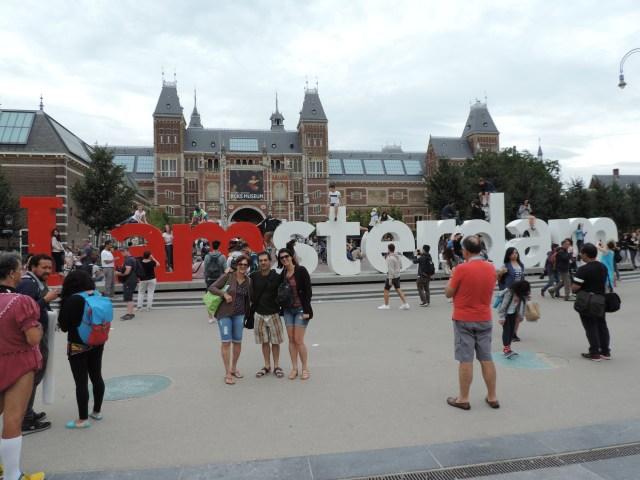 Viagem para Amsterdã, Londres e Paris