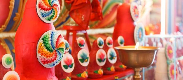 Templo budista em São Paulo: conheça o Odsal Ling, um recanto de paz e tranquilidade