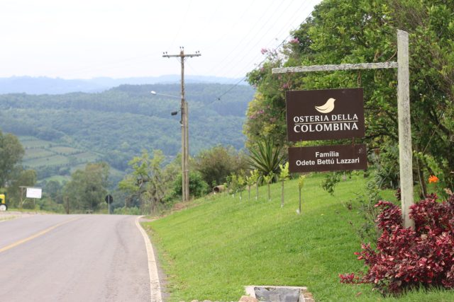 Passeio rural na Serra Gaúcha
