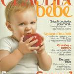 Na mídia: revista Cláudia Bebê – Arsenal de Viagem, Julho 2012