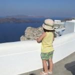 Grécia com crianças: Santorini pode ser kids friendly!