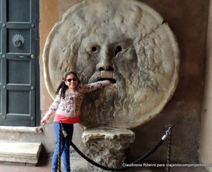 Roma com crianças: dicas da Júlia (7 anos) e dos seus pais.