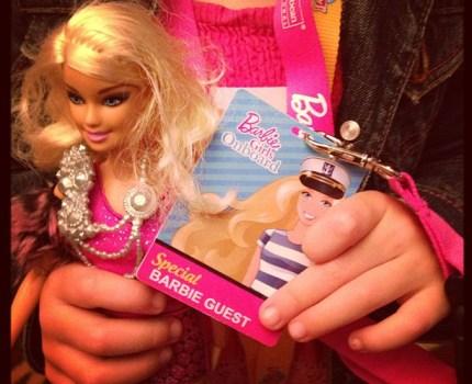 A Experiência Barbie nos cruzeiros internacionais da Royal Caribbean