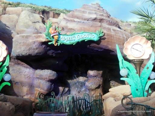 Gruta da Arien New Fantasyland