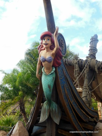Under the Sea New Fantasyland