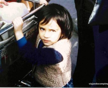As viagens da nossa infância