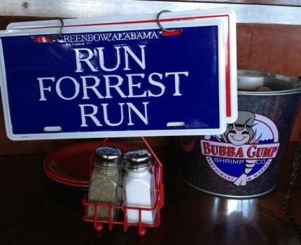 Bubba Gump: onde comer camarão e encontrar o Forrest!