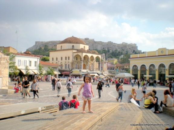 Praça Monastikari