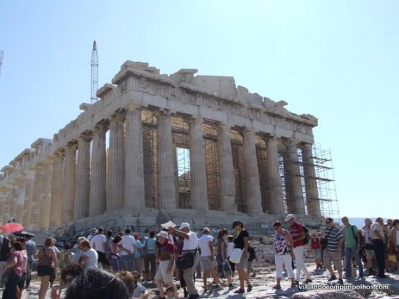 Parthenon Atenas