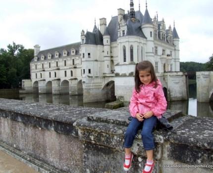 França com crianças: roteiro de 10 dias pela Normandia e Castelos do Vale do Loire