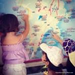 O que eu acho de viajar com meus filhos?