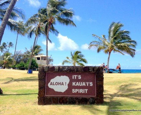 """Hawaii com crianças: Kauai, a belíssima """"ilha jardim""""."""