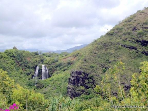 Opaeka'a Falls, Kauai, Hawaii
