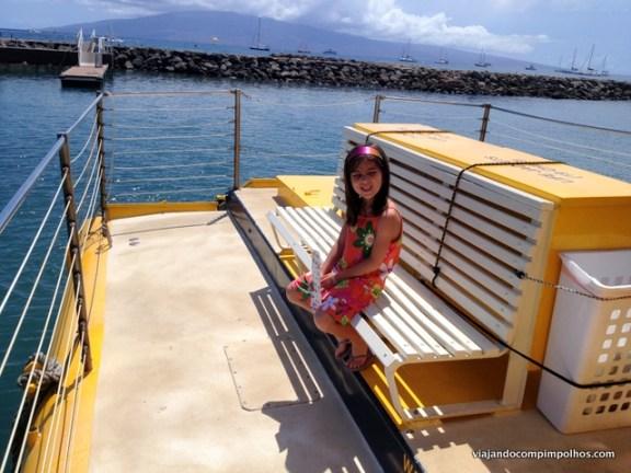 Maui Glass Bottom Boat