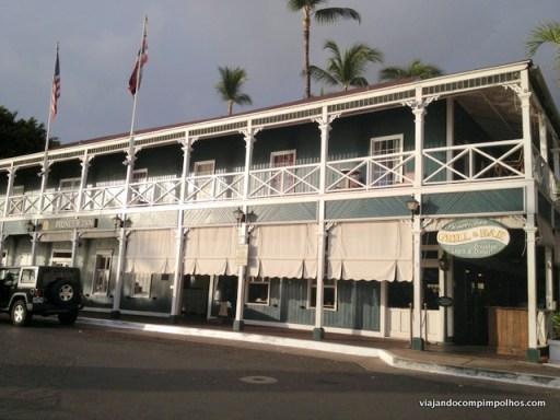 Best Western Pineer Inn Lahaina Maui