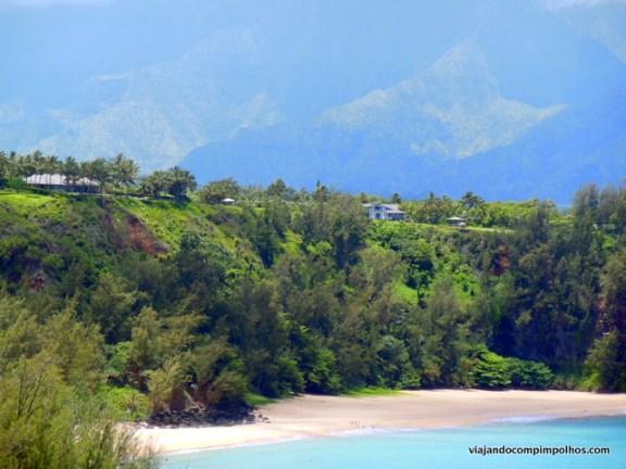 Condomínios da costa norte, Kauai