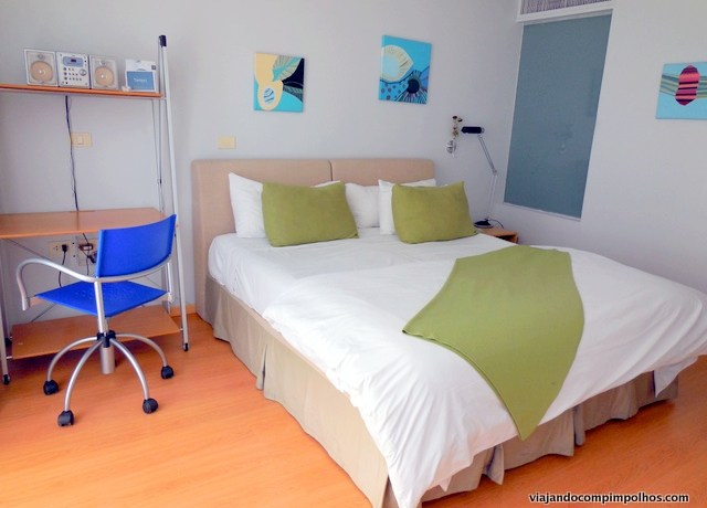 quanto design suites hotel buenos aires