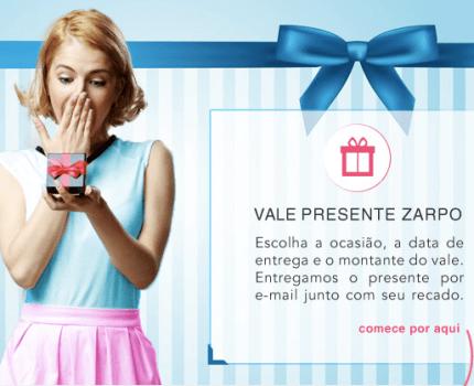 Zarpo lança o melhor presente: um Vale Viagem!