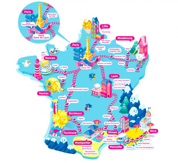 rotas_Ouigo_trem_low_cost_na_França