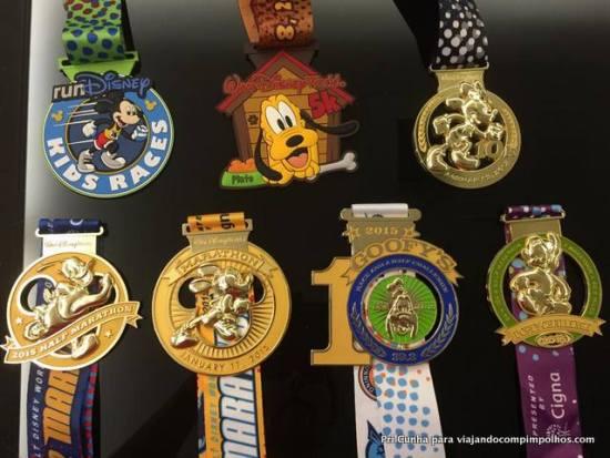 Medalhas-Disney-Marathon-Weekend