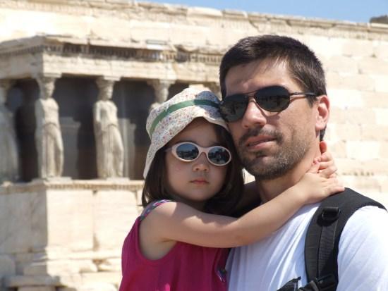 Pimpolhos em Atenas